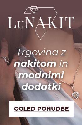 LuNAKIT - Trgovina z nakitom in modnimi dodatki