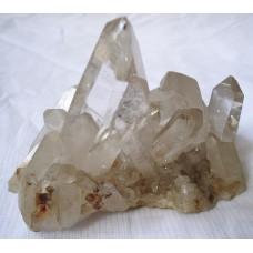 Kamena strela geoda s kristalnimi ploskvami 5cm