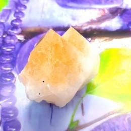 Citrin piramida ravno dno 6-7 cm