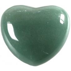 Srce iz minerala, avanturin - za prijateljstvo