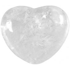 Srce iz minerala, kamena strela 4,5 cm