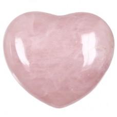 Srce iz minerala, roževec - za prijateljstvo