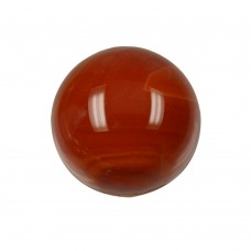 Masažna kroglica, karneol 3 cm