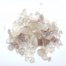 Ahat rjavi mini kristali za izdelavo nakita in ustvarjanje (100 gram)