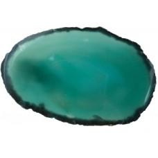 Ahat - plošča zelena, 12 - 15 cm