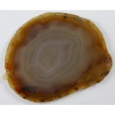 Ahat - plošča rjava, 10 - 12 cm