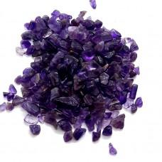 Ametist mini kristali za izdelavo nakita in ustvarjanje (100 gram)