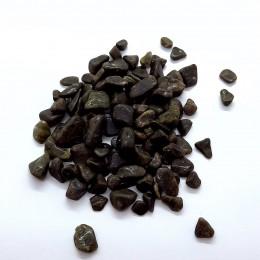 Epidot mini kristali za izdelavo nakita in ustvarjanje (100 gram)