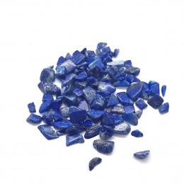 Lapis lazuli mini kristali za ustvarjanje (100 gram)