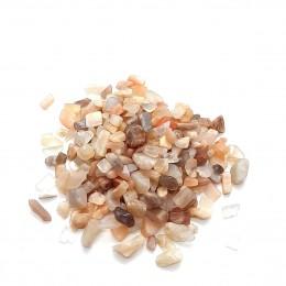 Mesečev ali lunin kamen za izdelavo nakita in ustvarjanje (100 gram)