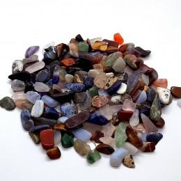 Mini kristali mix za izdelavo nakita in ustvarjanje (100 gram)