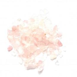 Roževec mini kristali za izdelavo nakita in ustvarjanje (100 gram)