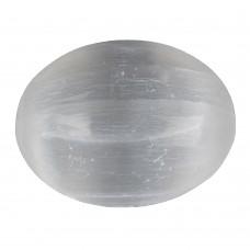 Selenit kristal za meditacijo 2 cm