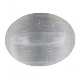 Selenit kristal za meditacijo 7x5 cm