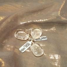 Obesek kamena strela, s srebrnim členom