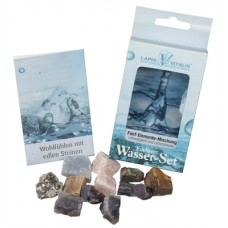 Eliksir za čiščenje, hujšanje, živa voda /300 gram mineralov 2-3cm
