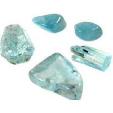Akvamarin - Surovi mineral