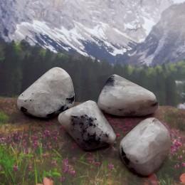 BELI LABRADORIT kristal duhovnosti 3cm