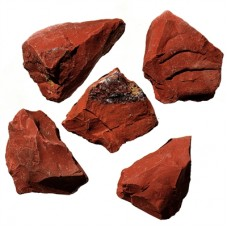 Rdeči jaspis - surovi mineral