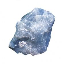 Kalcit modri - surovi mineral