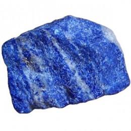 Lapis lazuli - surovi mineral