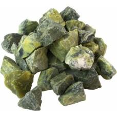 Nefrit-žad - surovi mineral