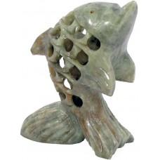 Delfin, kip živali z mladičkom 7 cm