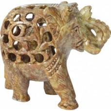 Slon, kip živali z mladičkom 10cm
