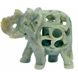 Slon, kip živali z mladičkom 7cm
